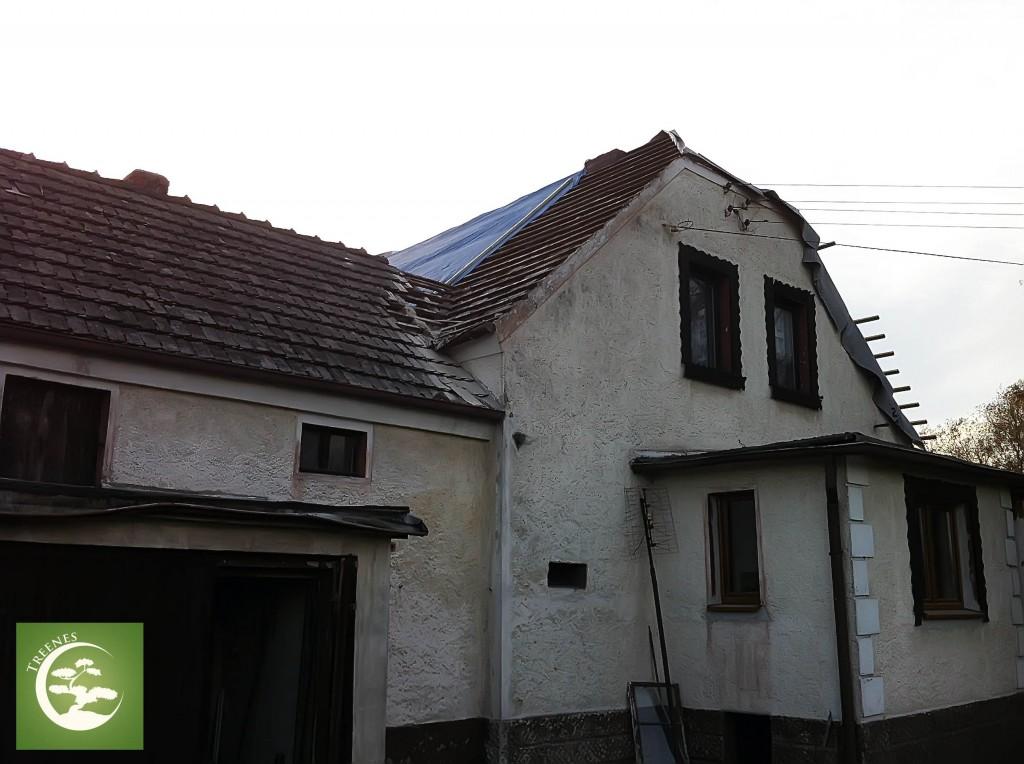 Wymiana dachu problemy