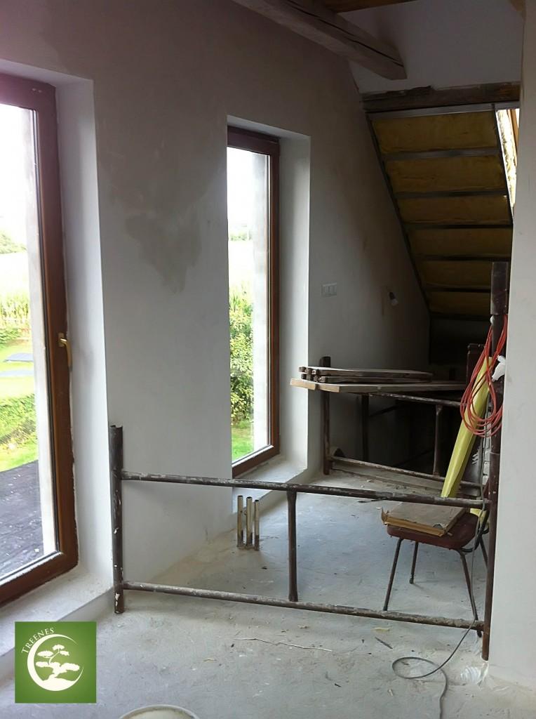 Wymiana okien w starym domu