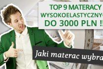 Top materace Wysokoelastyczne do 3000zł you tube